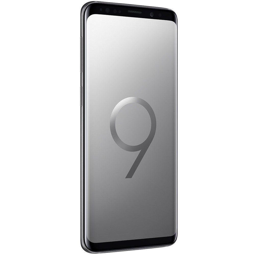 Celular Samsung Galaxy S9+ Sm-G9650/Ds 128Gb/6Gbram/6,2Quad-Hd/4G/12Mp/Cinza