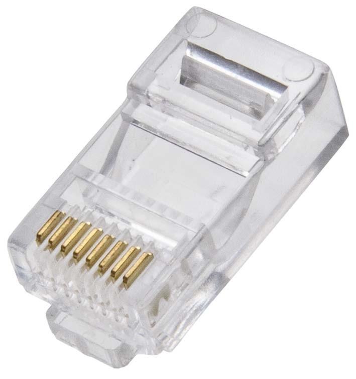 Conector Macho Rj45