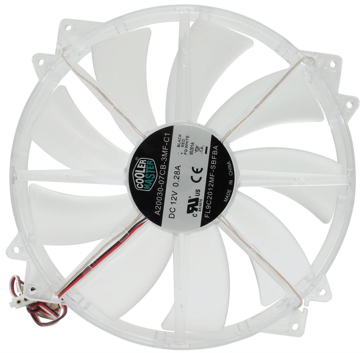 Cooler Para Gabinete Megaflow