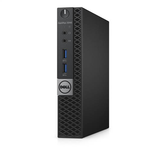 Cpu Dell Optiplex 3040 I3-6100T 3.2Ghz| Ram4Gb| Drive Dvd| Hd500Gb| Linux