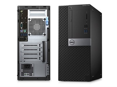 Cpu Dell Optiplex 7040 I7-6700| 16Gb Ram| Hd 2Tb| Dvd-Rw| Windows 10 Pro