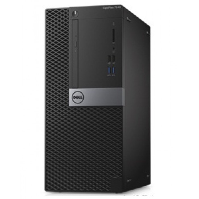 Cpu Dell Optiplex 7040 I7-6700| 8Gb Ram| Hd 500Gb| Dvd-Rw| Windows 10 Pro