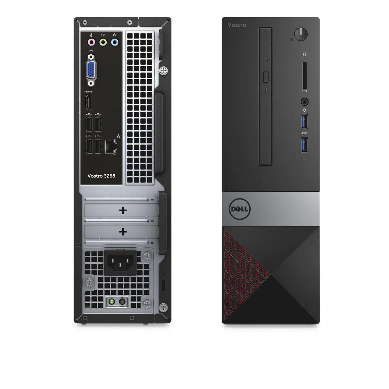 Cpu Dell Vostro 3470 I3 8100| 4Gb| 1Tb| Dvd| Win10Pro