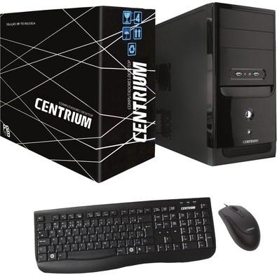 Cpu Fasttop I3-6100 3.7Ghz/4Gb/500Gb/Teclado/Mouse/W7 Pro