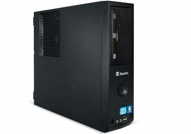 Cpu Itautec Core I5-2400| 4Gb| 500Gb| Dvdrw| Win7Pro| Ol