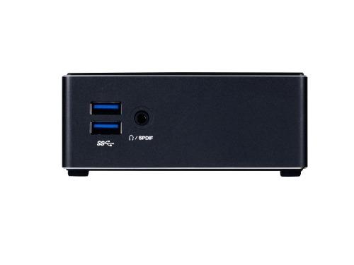 Cpu Ultratop Brix Ci3 2.1Ghz | Ram 4Gb | Hd500Gb | Hdmi | Usb | Rede(Gigabit) | Windows 8.1