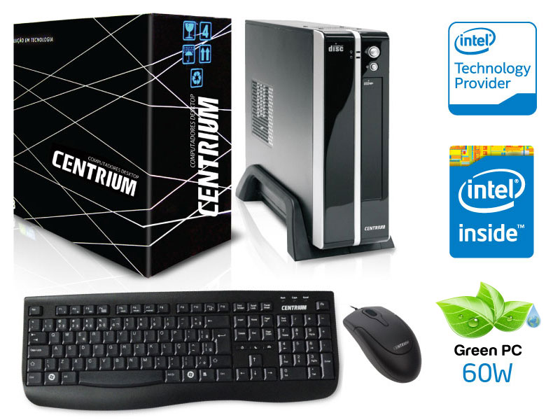 COMPUTADOR ULTRATOP CDC J1800 2.4GHZ | RAM 4GB | HD 500GB | HDMI | USB | REDE(GIGABIT)