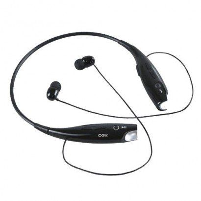 Fone De Ouvido Bluetooth Oex Hs300 Active Preto