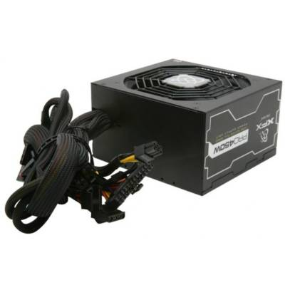 FONTE ATX 450W XFX CORE EDITION FULL WIRED 80+BRONZE