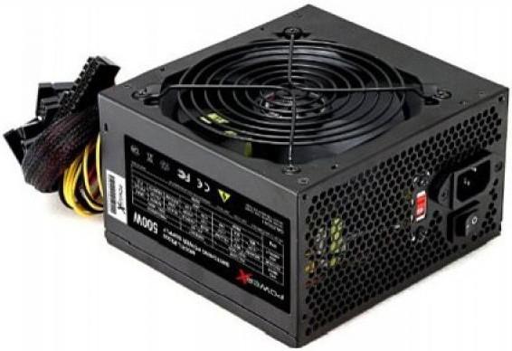 Fonte Atx 500W Power X