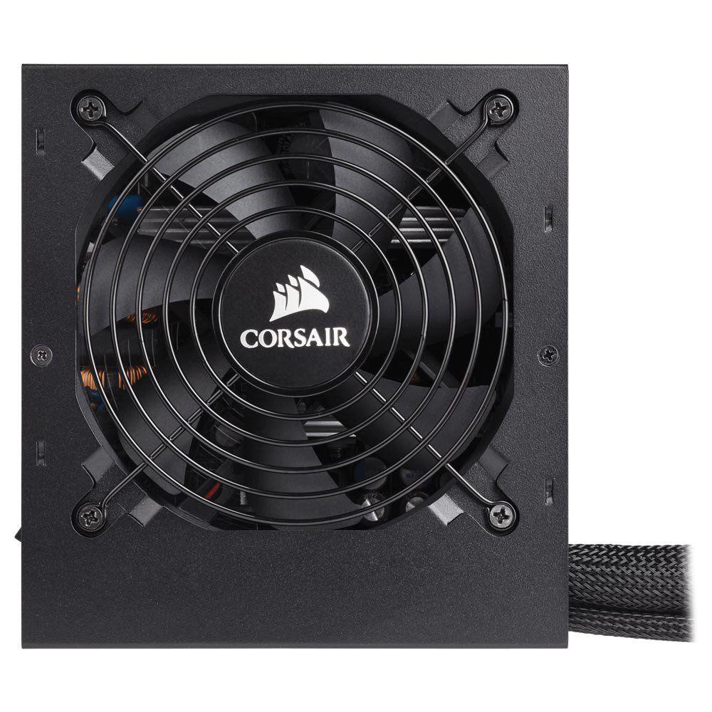 Fonte Corsair Cx550 550W Reais 80Plus Bronze