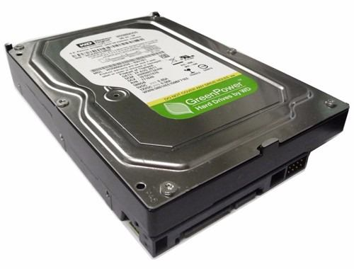 HD 500GB SATA 2 WESTERN DIGITAL 5400RPM