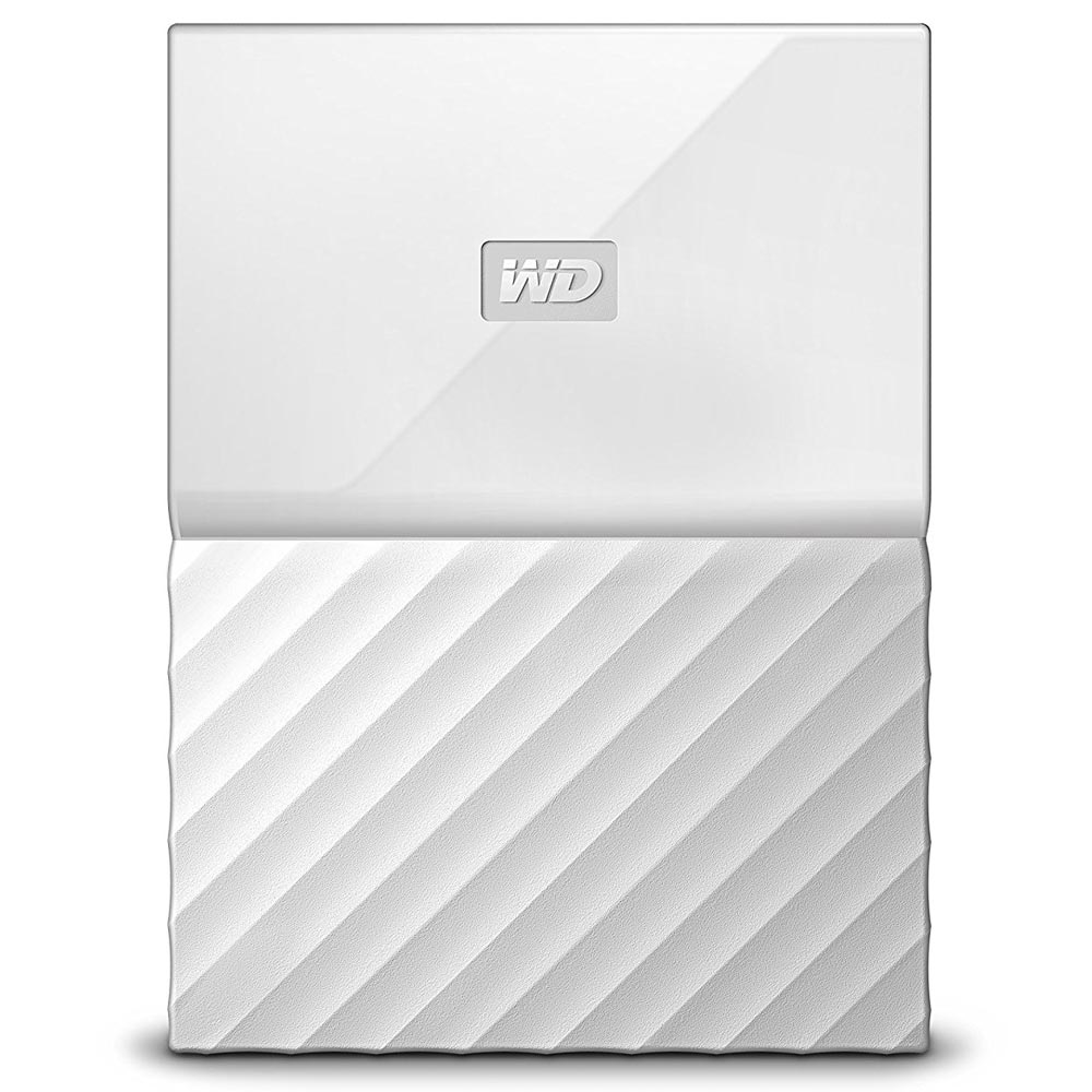 Hd Externo 1Tb Usb 3.0 Western Digital Branco