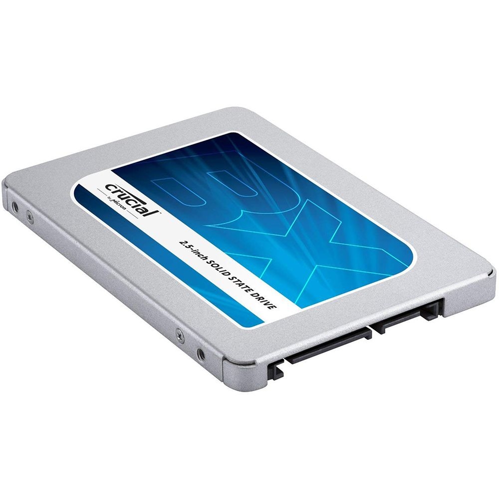 Hd Ssd 120Gb Crucial Bx300 Ct120Bx300Ssd1