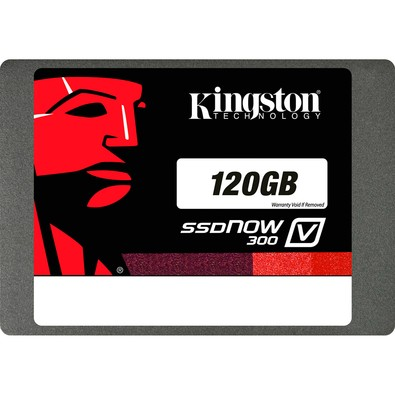 Hd Ssd 120Gb Kingston - Sv300S37A/120G