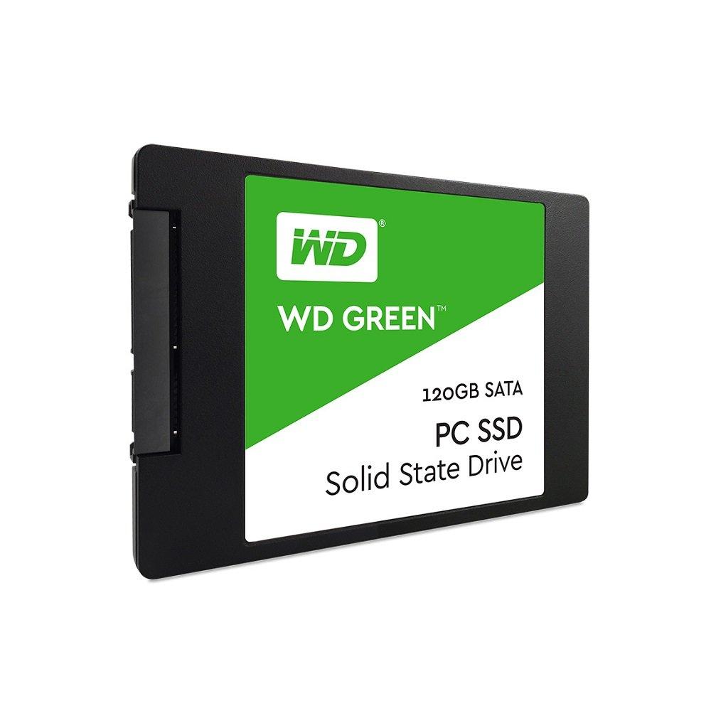 Hd Ssd 120Gb Wd Green Sata 3