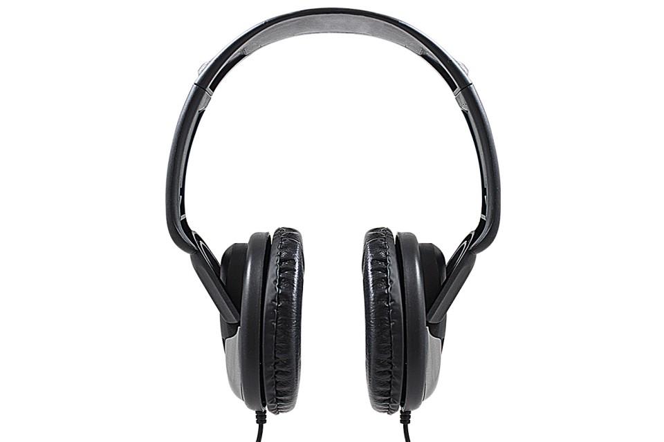 Headphone Hp350 Silver Hardline