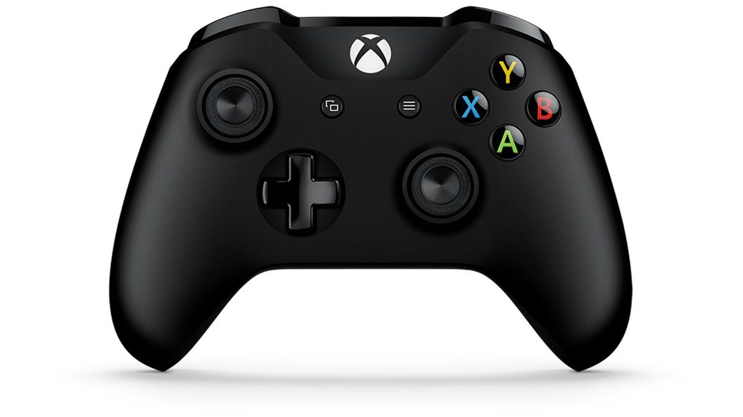 Joystick Pad Xbox One Wireless Preto