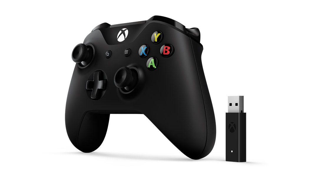 Joystick Pad Xbox One Wireless Preto