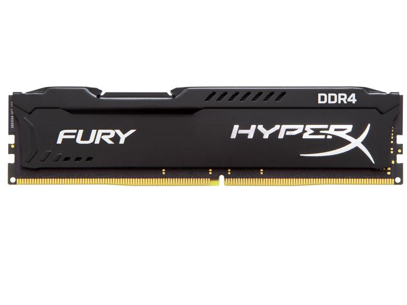 Memoria Desktop Gamer Ddr4 Hx421C14Fb2/8 Fury 8Gb 2133Mhz