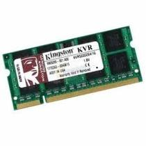 Memoria Notebook 8Gb Ddr3 1333 Kingston 1.5V