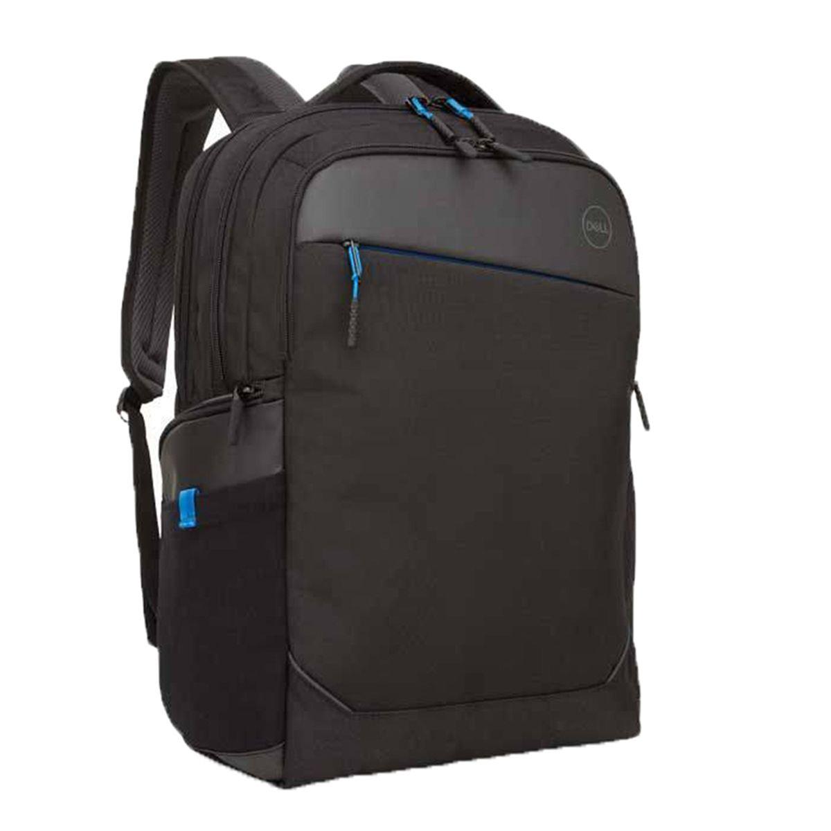 Mochila Para Notebook Dell Profissional 17 Poliester Preta