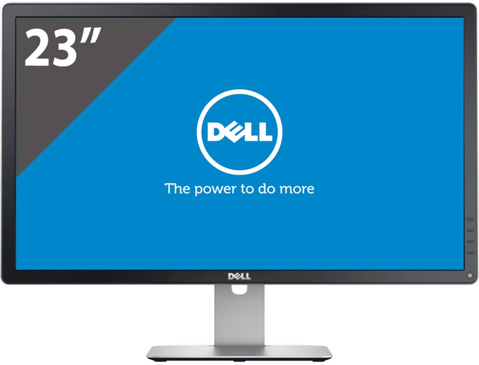 Monitor Dell 23.8  P2314H Professional (Vga/Dvi/Dp)