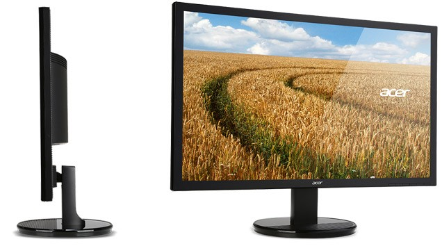 Monitor Led 21,5 Acer K222Hql 1920X1080 Full Hd Vga|Dvi|Vesa