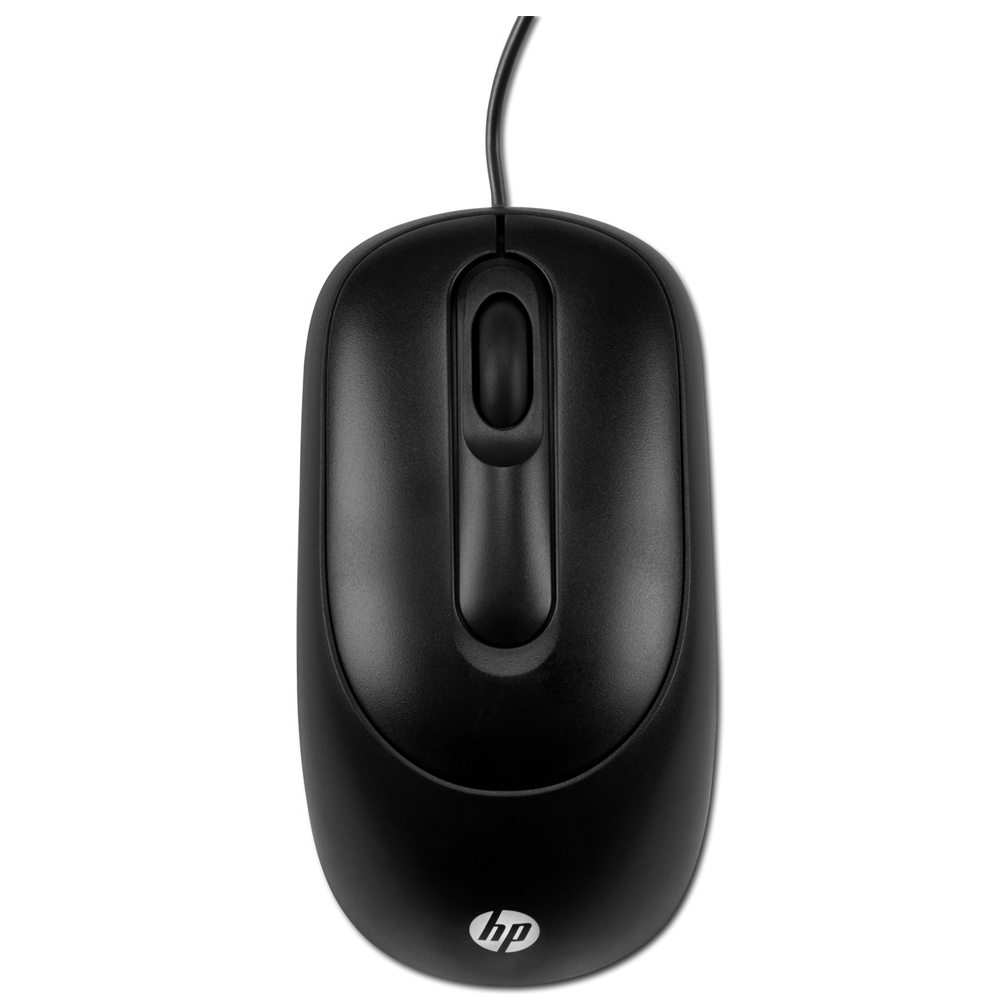 Mouse Preto X900 Hp Usb
