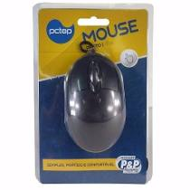 Mouse Usb Mopr01 Preto Pctop