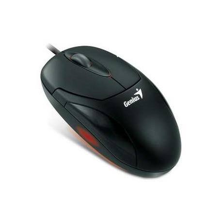 Mouse Usb Optico Preto Genius