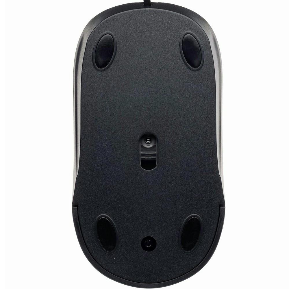 MOUSE USB OPTICO PRETO MICROSOFT 200