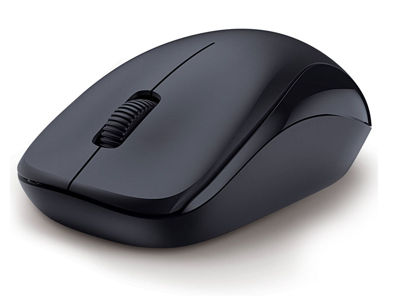 Mouse Wireless Nx-7000 Blueeye Preto 2,4 Ghz Genius