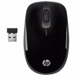 Mouse Wireless Prata| Pto X3000 Hp Usb