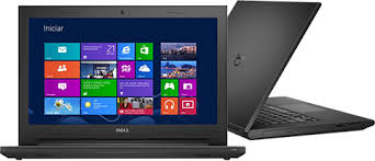 Notebook Dell Inspiron 3442 I3-4005U 1.7Ghz| 1Tb| 4Gb| Dvd| 14| Linux Ol