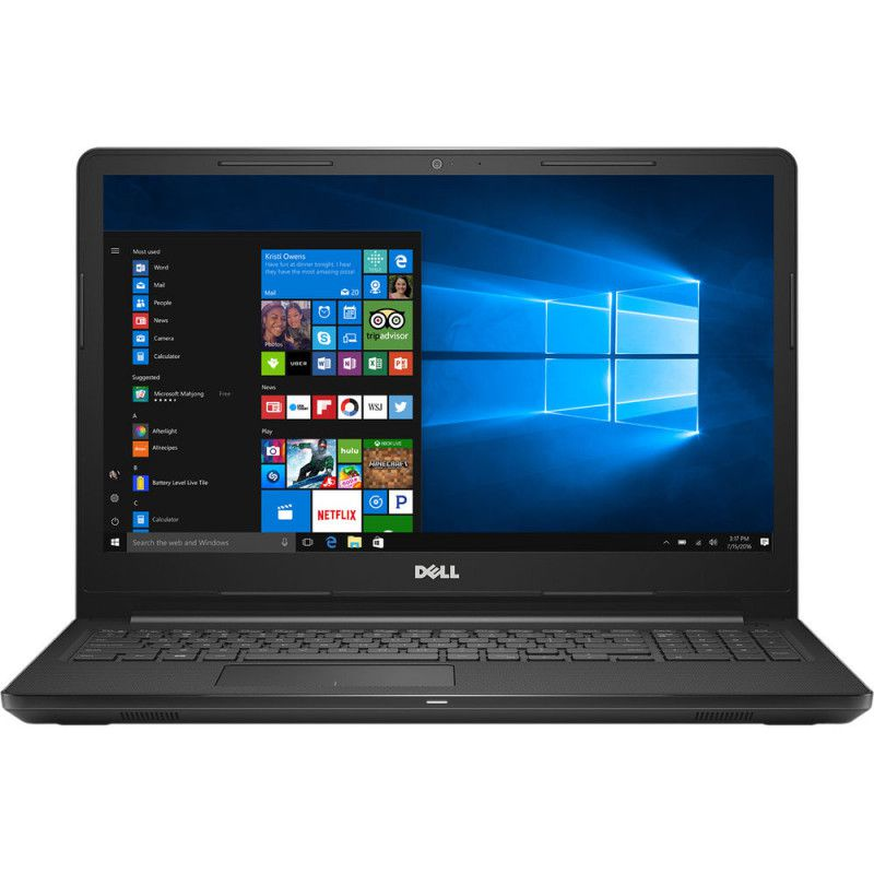 Nb Dell Inspiron 3567 I3-7020U| 1Tb| 8Gb| 15| W10Home| Cinza