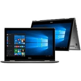 Nb Dell Inspiron 5378 2-1 I7-7500U 3.5Ghz/Ssd256Gb/8Gb/13/Touch/Win10Home