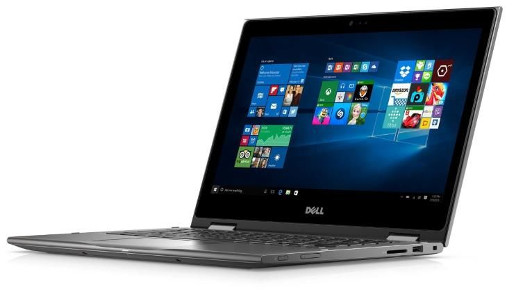 Nb Dell Inspiron 5378 2-1 I7-7500U 3.5Ghz| Ssd256Gb| 8Gb| 13| Touch| Win10Home
