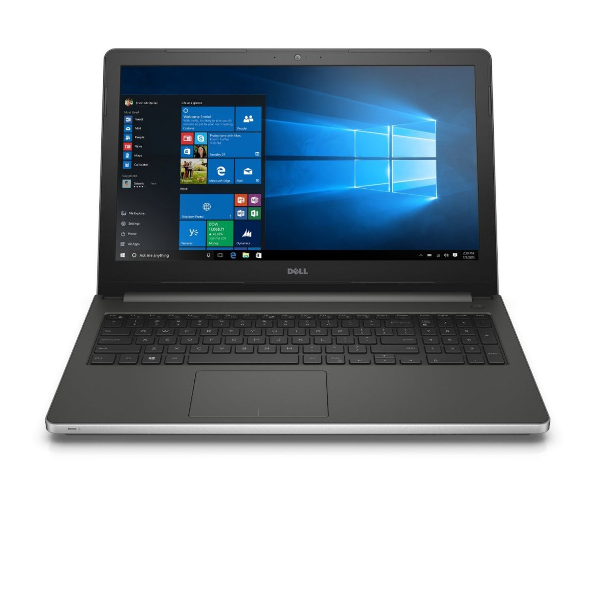 Nb Dell Inspiron 5457 Core I7 6500U 2.5Ghz/1Tb+8Gb/8Gb/14/4Gb Nvidia/Win10Pro