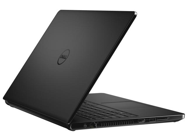 Notebook Dell Inspiron 5566 I5-7200U 2.5| 1Tb| 8Gb| Cam| 15| Win10Home| Preto
