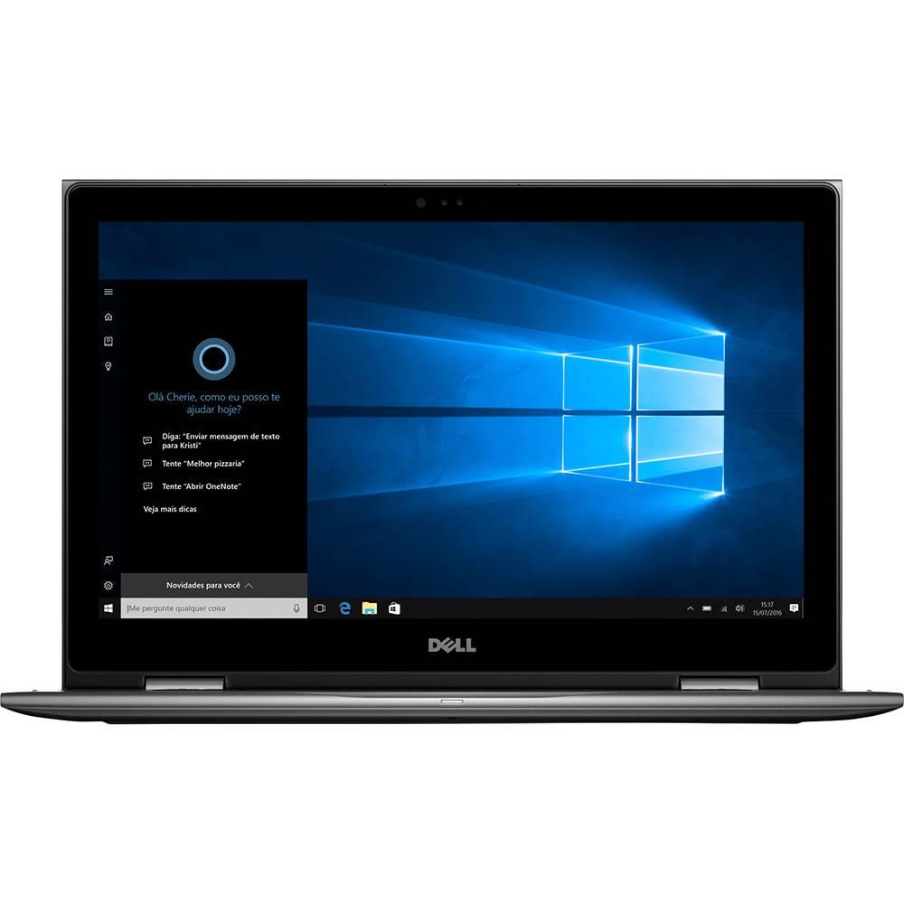 Notebook Dell Inspiron 5578 2-1 I7-7500/1Tb/8Gb/15/Touch/W10Pro/Preto