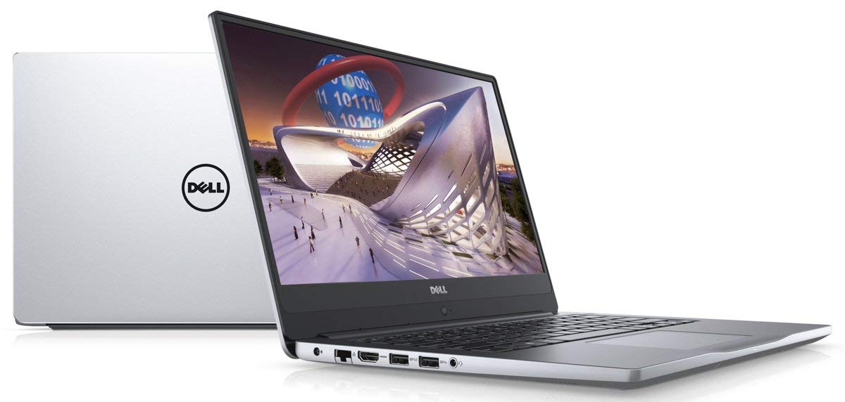 Nb Dell Inspiron 7460 Ci7 7500U 2.70Gh| 8Gb| 1Tb| Gf-940Mx(4Gb)| 14| W10Home| Drd