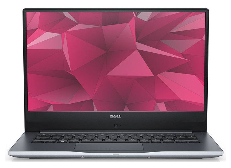 Nb Dell Inspiron 7460 I5-7200U 2.5Ghz|1Tb|8Gb|Gf940Mx4Gb|Cam|14|W10Home|Prata