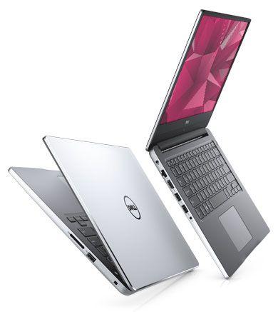 Notebook Dell Inspiron 7460 I7 7500U 2.70Gh  16Gb  1Tb  Gf-940Mx(4Gb)  14  Ubuntu  Prata