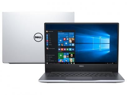 Notebook Dell Inspiron 7560 I7 7500U /1Tb/Ssd128/16Gb/Gf-940M(4Gb)/15/W10Home/Prata