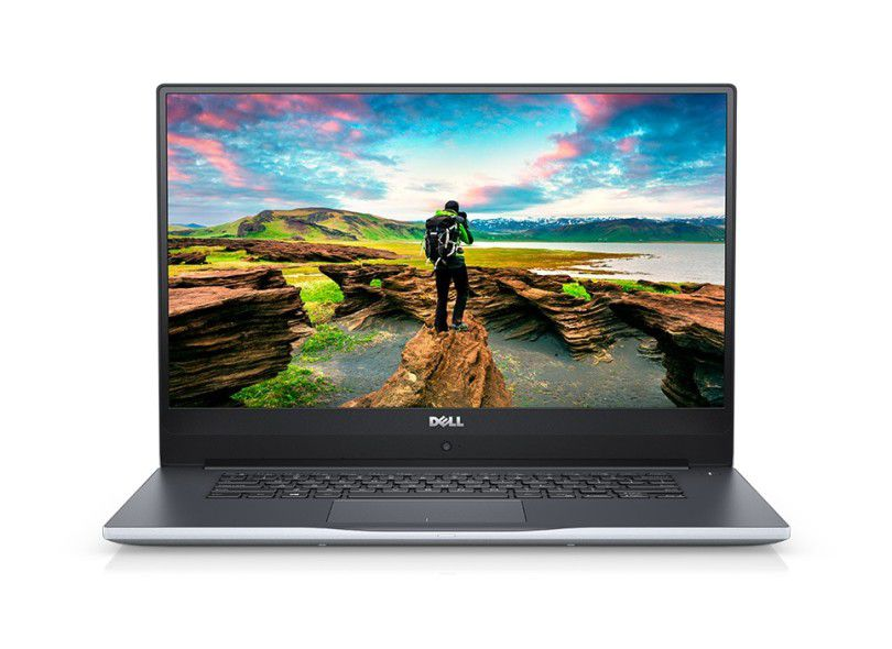 Nb Dell Inspiron 7572 I5 8250U| 8Gb| Hd1Tb| Gf-Mx150(4Gb)| 15| W10Pro| Prata