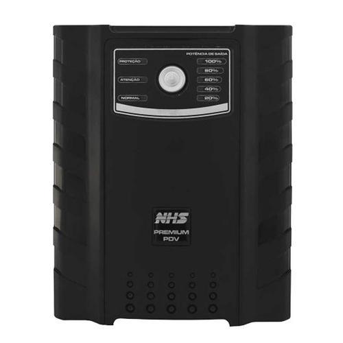 Nobreak Premium Pdv Gii 1200Va Nhs (C|  1 Bat 45Ah)