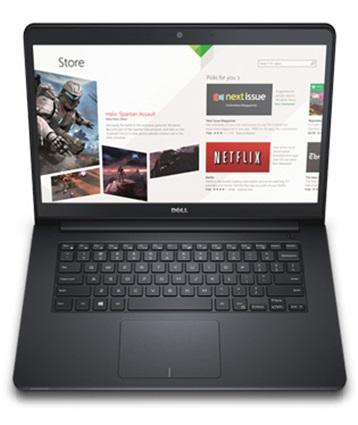 Notebook Dell Inspiron 5447 Core I5-4210U 2.7| Hd1Tb| 4Gb| Webcam| 14| Win8.1 Sl