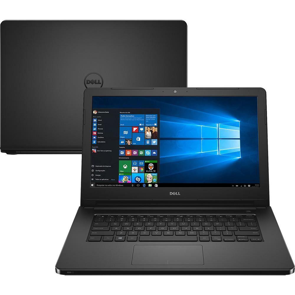 Notebook Dell Inspiron 5452 Pentium N3700 2.4Ghz| 4Gb| 500Gb| 14| Linux Refurb