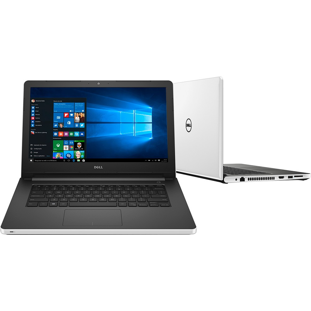 Notebook Dell Inspiron 5458 I5-5200U 2.7| Hd1Tb| 8Gb| Dvd| Cam| Gf-920M(2Gb)| 14| W10 Home